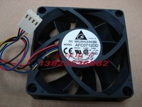 original package units up (Delta )AFC0712DD Four-wirePWMHigh to7020 Cooling fan