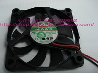 Brand  Wing Li (MAGIC) MGA6012LS-A10 DC12V 0.09A Two lines of silent fans- Cooling fan