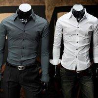 Повседневные рубашки hgh2012 HGH-5051