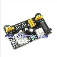 2pcs ,Breadboard Power Supply Module 3.3V/5V MB102 Solderless Board DIY 2012 version &Free Shipping