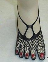 Unique style make cool five toe sock, 5pairs/lot women's five Toe socks high quality