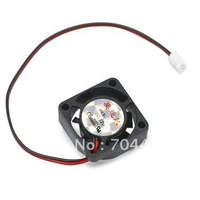 25mm x 25mm x 10mm DC 12V 2-Pin PC Chipset VGA Video Heatsink Cooler Cooling Mini Fan