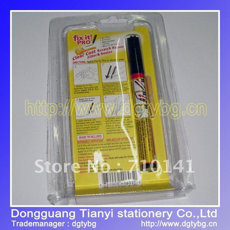 Wholesale auto paint new scratch repair pen simoniz car care products(China (Mainland))