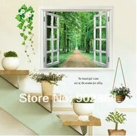 [funlife]-10pcs Warm Home Blessing Quote Vinyl Wall Sticker Wall Quote 135x55cm