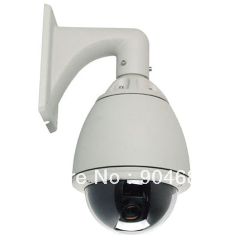 Outdoor weatherproof 540TVL 27x Zoom CCTV Video Surveillance PTZ High Speed Dome Camera(China (Mainland))