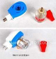 Free shipping / Mosquito liquid Set / Electric Mosquito + Mosquito liquid (US Plug)