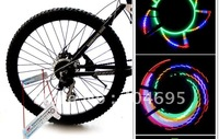 16LED Bright Bicycle Wheels, lights, wheels lights Valve lights 10pcs
