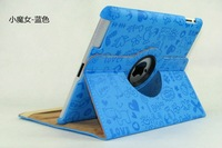 High Quality New Style Diamond PU Case for Ipad