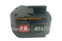 New 12V 2000mAh Power Tools battery for AEG BDSE 12T, BEST 12BBPB, BEST 12X, BS2E 12T, SB2E 12, WBE2E 12
