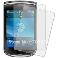 500 Pcs/Lot, Free Shipping,Screen Protector for Blackberry 9800, With Clothing, Without Retail Package
