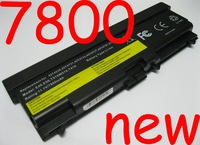 + Cheap Price, Good Quality /New 11.1v 7800mah Laptop battery for Lenovo ThinkPad W510 E40 E50 L410 L412 L420  / +Free Shipping