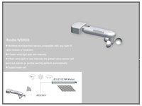 Wireless solar wind/sun/rain sensor, used for motorized blinds, free shipping