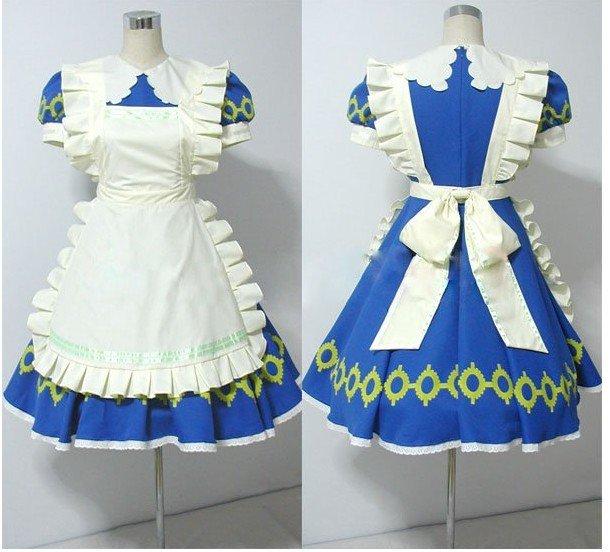 Платье алисы в стране чудес как сшить 9696
