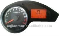 Dirt-Bike 2010 motorcycle digital meter