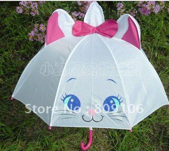 Wholesale , children umbrella  /Cartoon Umbrellas/Long handle umbrellas,free shipping