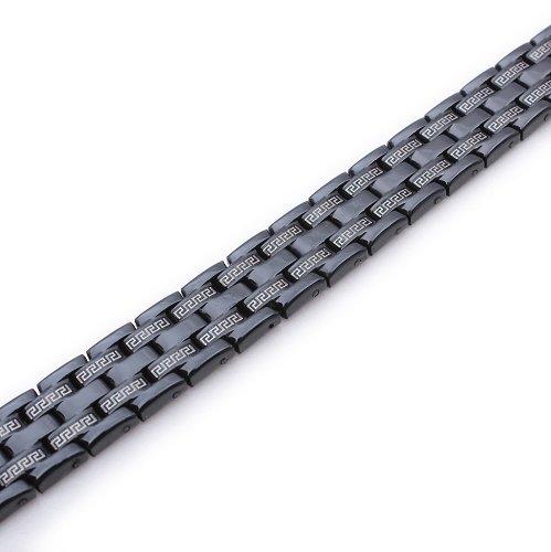 Mens Bracelet Mens Jewelry wholesale Fashion Stainless Steel Bracelet B249