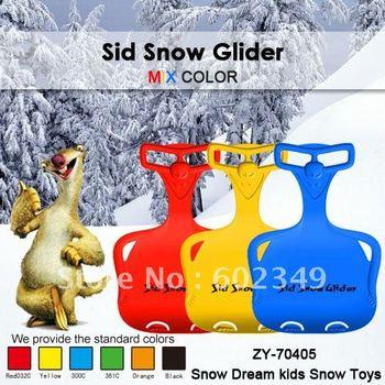 Kids winter outdoor snow toys ---Sid Sledge (40 PCS/CTN MIX COLOR)