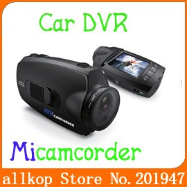 "Micamcorder Helmet Sports Action Camera MI-96HD Full HD carcam car dvr camera 2.0"" TFT LCD Screen 1920*1080P 30fps free shipping"