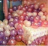 5000pcs Birthday Wedding Party Decor Latex Pearl Balloons 1.2g weight /pcs