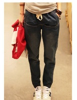 Y040 Women's jean fashion casual pants