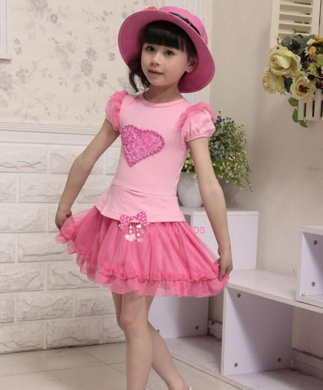 NEW (3 COLORS ) Baby Skirt, Baby Dress, Children Dress, Baby Wear 3pcs/lot Free shipping
