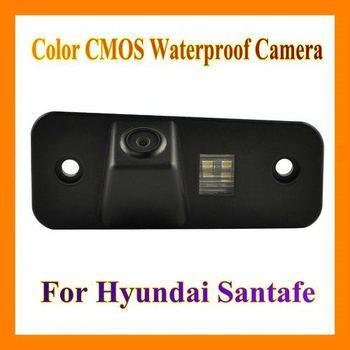 Original fitting rear car camera for HYUNDAI SANTA FE Santafe Azera in car camera license plate camera rearview system