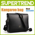 2012 latest style man bag,Simple fashional Bull leather bag Business&Leisure Single shoulder bag