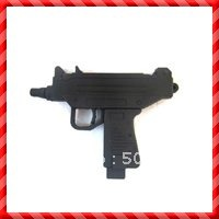 Free shipping 1gb 2gb 4gb 8gb 16gb real capacity hot selling creatie mini gun usb flash memory sticks pen usb flash drive