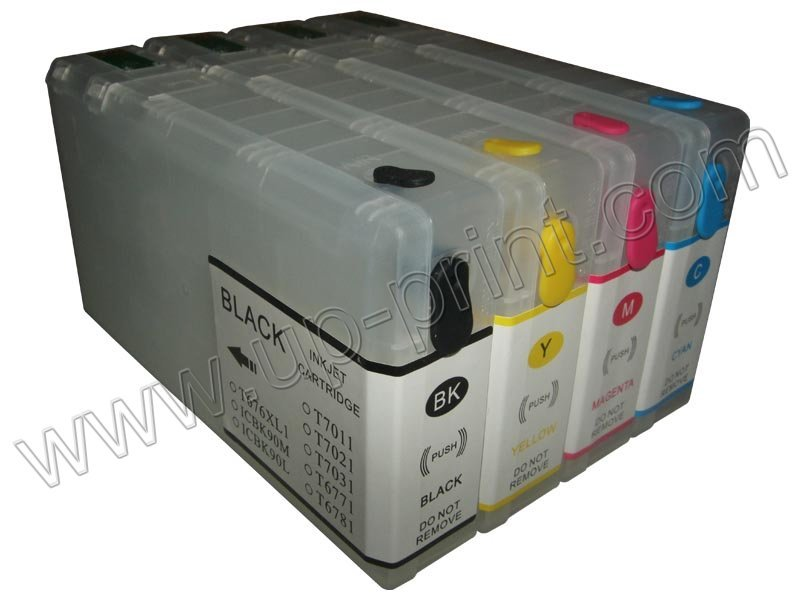 PIGMENT ink CISS for epson r1900  cis bulk ink system with 8x100ml pigment ink for epson T0870 - T0879 free shipping by DHL