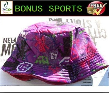 Free shiping!! hot selling Camouflage Two-sides to Wear/Water&windproof sun Hats/SKI Fishing Hats wholsale price