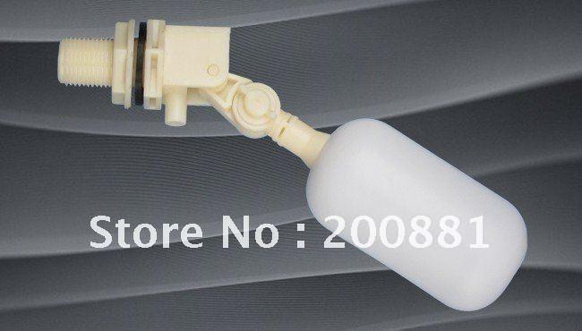 "1/2"" plastic float valve, plastic ball cock, float ball valve(China (Mainland))"