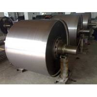 chromed plated roll for rubber machinery