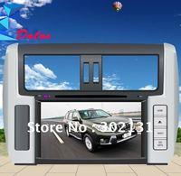 "2012 cheapest 8"" Toyota Prado car dvd with GPS  Bluetooth Win CE6.0 128M memory Ipod Free Shipping"