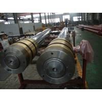 INDUCTION HARDENED /HARD CHROME PLATED ROD  for hydraulic cylinnder