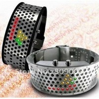 Free Shipping Tokyoflash inspired Corrosion Red Yellow Green LED Watch