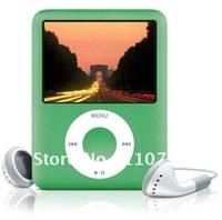 Wholesale ! ! !  20pcs/lot  3rd Gen 8GB MP3 MP4 Player + Free Shipping (EMS/DHL) ! ! !