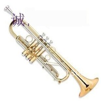 [The HTR-8340C] C Trumpet/three-tone trumpet/Bach trumpet/cupronickel tuning pipe Monel piston
