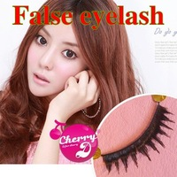 Wholesale False Eyelash 10 Pairs/box Fashionable Woman Dense False Eyelash Free Shipping/Dropshipping