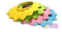 leaf shaped children's shower hat, Free shipping