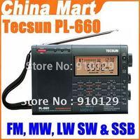 Tecsun PL660 Digital FM Radios AM FM SW Air SSB Radios Synchronous FM, MW, LW & SW Radio