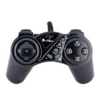 Dual Shock PC Controller - USB Game Joystick - GC-661