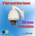 PTZ Network/Internet IP Surveillance/Security Video Cam 32x Optical Zoom,80m IR View,256 preset,outdoor PTZ camera,KE-NP9500