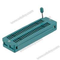 2Pcs 3M Gold DIP 40 Pin 40Pin Universal ZIF IC Socket   12267