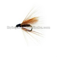 Free shiping!!2012 new style Fly fishing Lures/50pcs per lots wholsale price