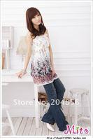 Free shipping Fashion Dress,lady dress ,Dress,Bohemian short Dress, black ,white 6pcs