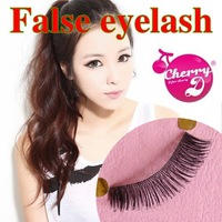 Wholesale False Eyelash 10 Pairs/box Lady Gentle Nature False Eyelash Free Shipping/Dropshipping