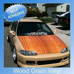 Wood-Grain Vinyl