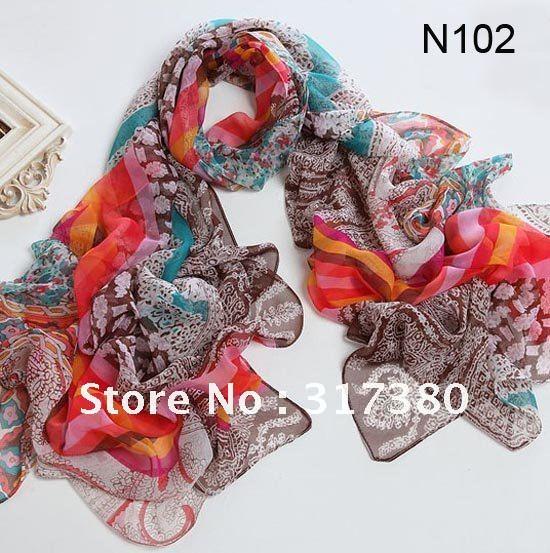 Scarves shawls stoles Wholesale 1