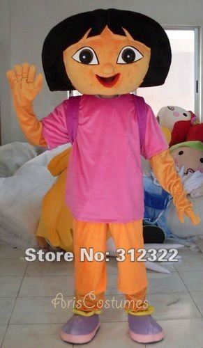 mcdull Mascot adult plush mascot costume cartoon character costumes for  party suit