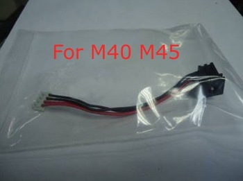 5pcs DC POWER JACK CABLE for Toshiba Satellite M40 M45 serie